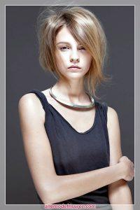 Frisur für feines Haar 2016 2017