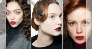 Herbst Winter 2016 Frisuren Trends Retro