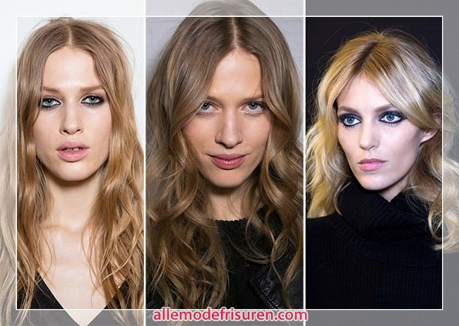 Herbst Winter Frauen 2016 - Frisuren Herbst Winter 2018