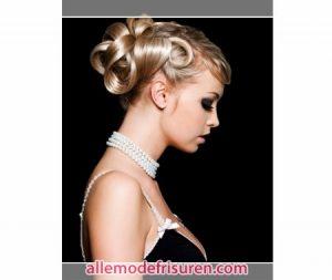 Hochsteckfrisuren für blondine