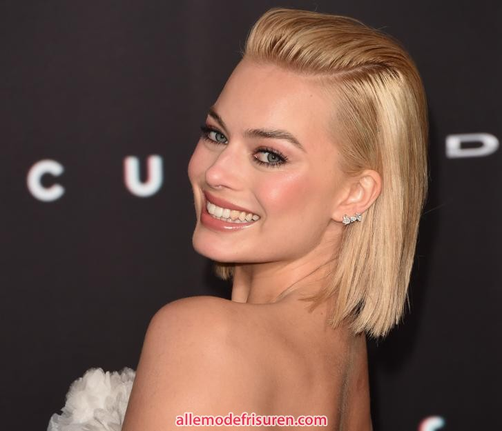 Bob Frisuren Margot Robbie 2018 Alle Mode Frisuren