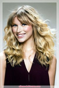Trends blonde Haare 2016 Winter