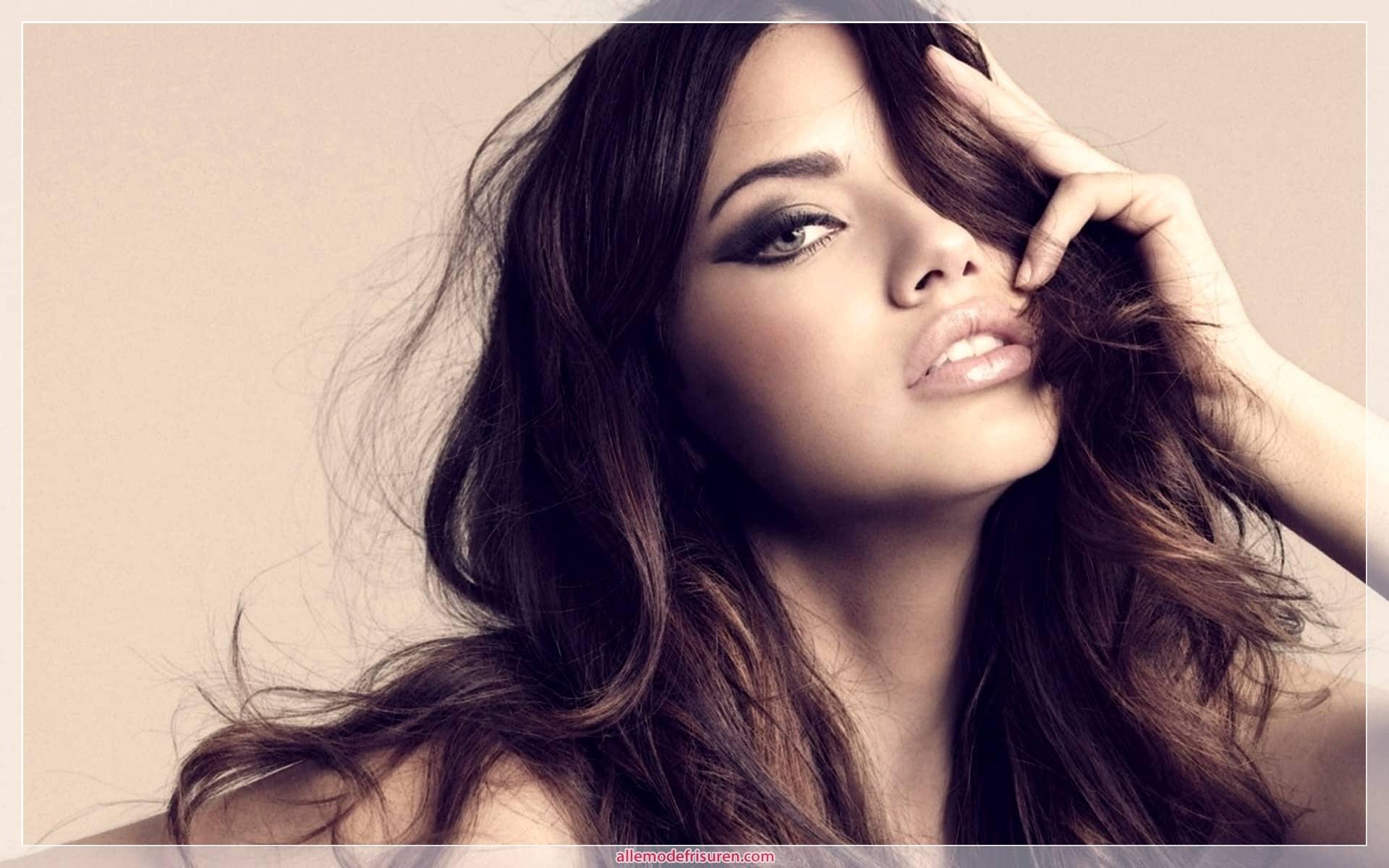 Adriana Lima Frisuren 2018 Alle Mode Frisuren