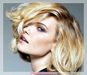 coole Haarschnitte mittellange Haare Frisur Styling 2016 2017 300x260 - Coole Mittellange Frisuren 2018-2019