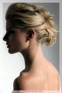 Einfache Frisuren für mittellange Haare 2016