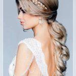 Frisur für Hochzeit Haarband 2016 2017