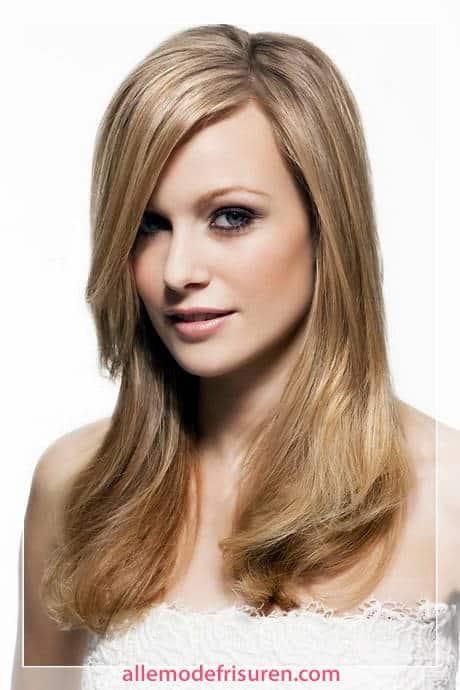Frisuren Fur Lange Haare