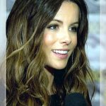 Kate Beckinsale mit Ombre Hair