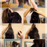 Kawaii Katzenohren Dutt Frisuren