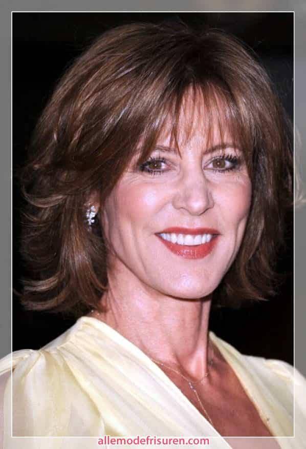 Medium Frisuren für Frauen über 50