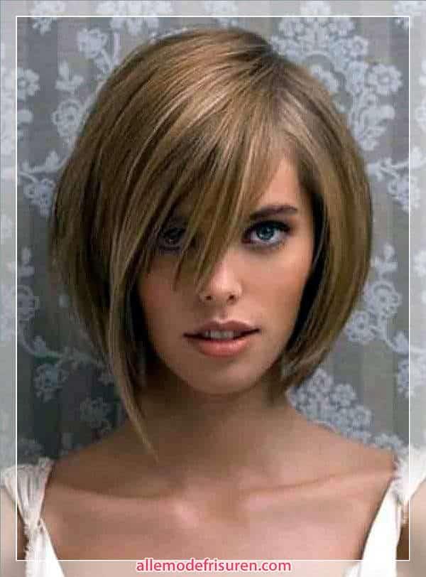 Medium Frisuren für Frauen