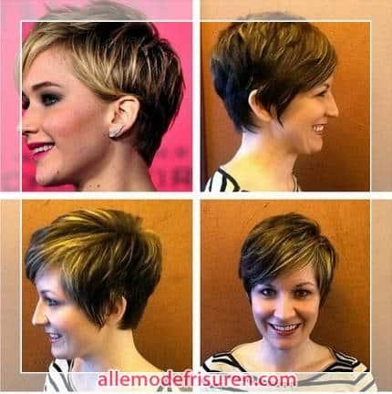 Kurzer Haarschnitt Frauen 2019