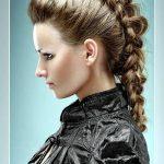 offene haare frisuren geflochten