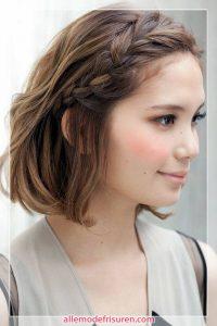 Schone Frisuren Fur Kurze Haare Alle Mode Frisuren