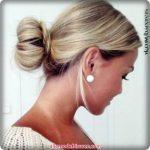 Braut Brötchen frisuren