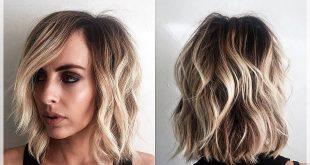 Gelb Abgehackt Medium Frisuren