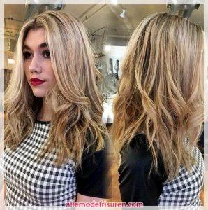 Mittellange Haare Stylen