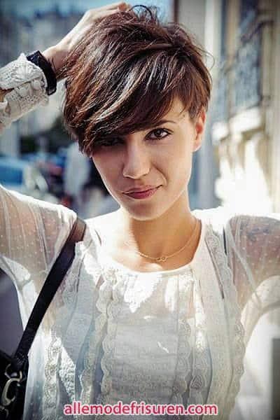 neueste Mode kurze Haare Frau - Letzte Art und Weise kurze Haare