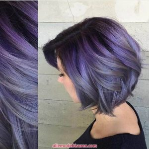 kurze haare farben pinterest 8