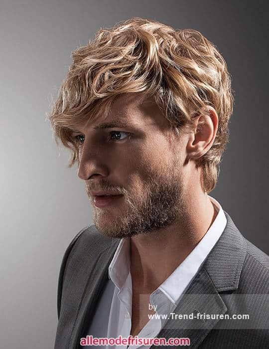 kurze lockige haarschnitte maennlich 3 - Kurze lockige Haarschnitte männlich