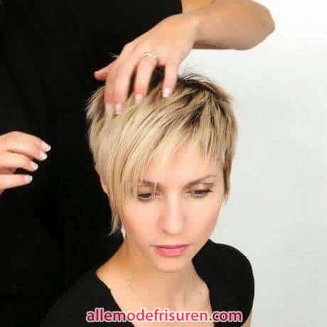 kurze pixie haarschnitte fuer feine duenne haare 3 - Kurze Pixie Haarschnitte für feine dünne Haare