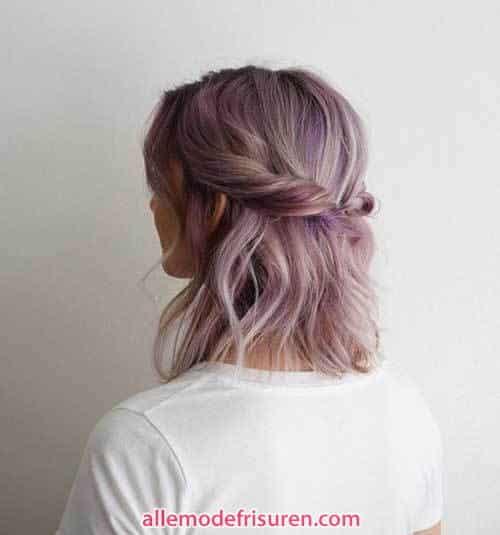 kurzes haar farbe ideen 2017 2 - Kurzes Haar Farbe Ideen 2018