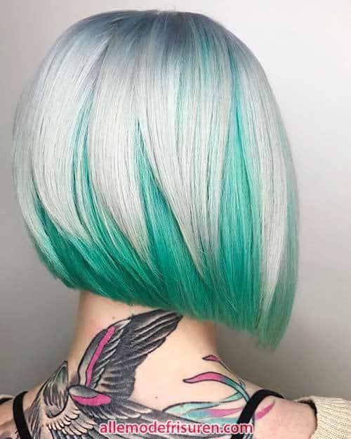 kurzes haar farbe ideen 2017 4 - Kurzes Haar Farbe Ideen 2018
