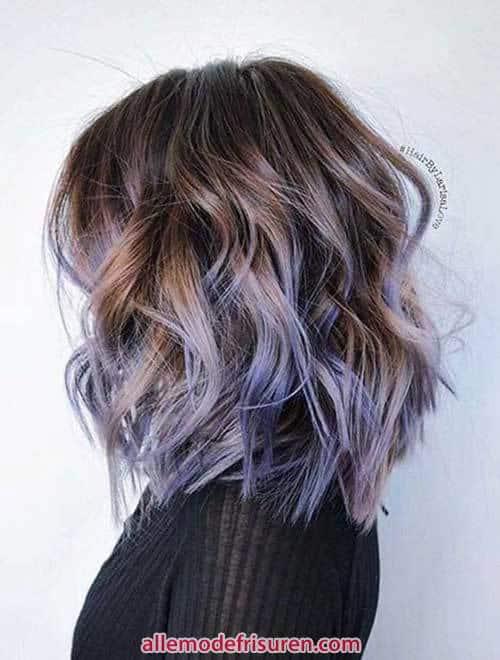 kurzes haar farbe ideen 2017 - Kurzes Haar Farbe Ideen 2018