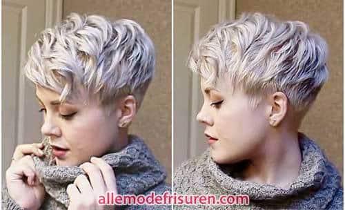 Kurze Haare Farben 2017 Trend Kurze Frisuren 2017 2018
