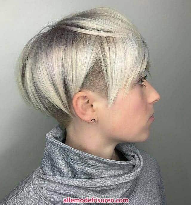 kurze haare farben 2017 13 - Kurze Haare Farben 2018