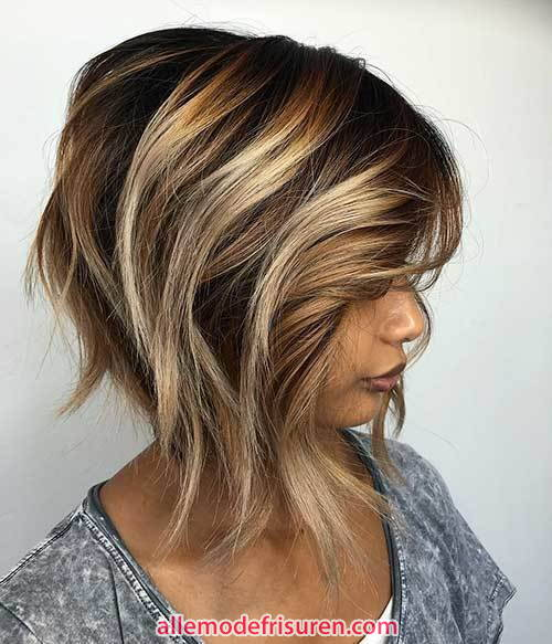 kurze haare farben 2017 15 - Kurze Haare Farben 2018