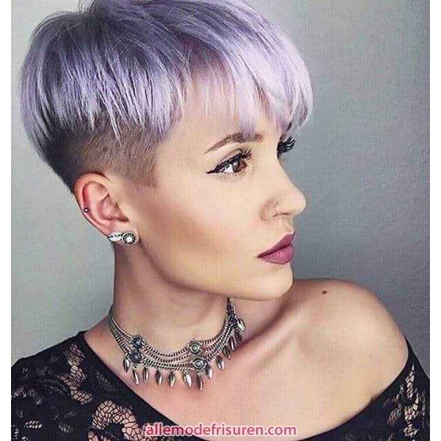kurze haare farben 2017 3 - Kurze Haare Farben 2018