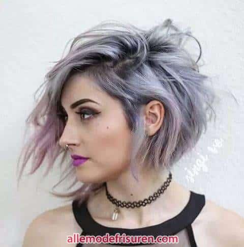 kurze haare farben 2017 5 - Kurze Haare Farben 2018