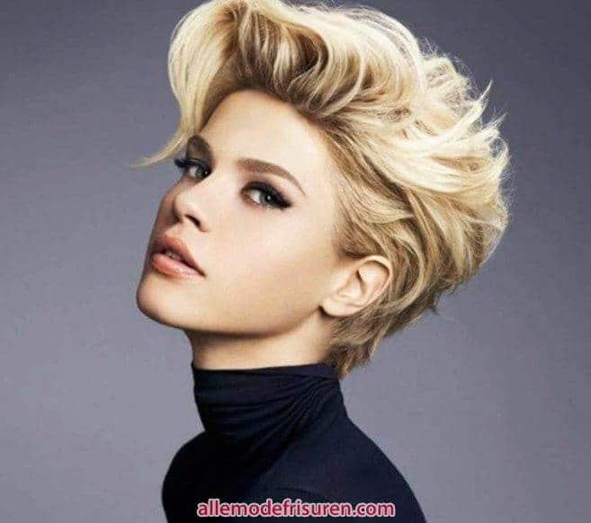kurze haarschnitte interessante styles fuer frauen 2 - Kurze Haarschnitte-Interessante Styles für Männer oder Frauen