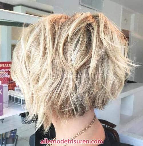 1 gewellte haar - Praktische und Hübsche Bob-Frisuren
