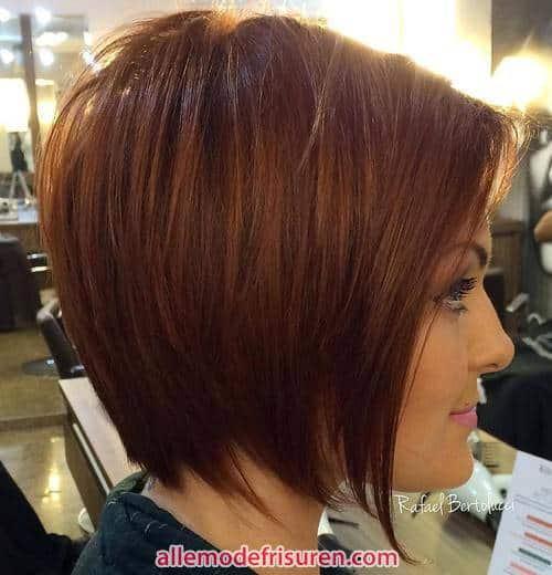 2 goldbraunes haar - Praktische und Hübsche Bob-Frisuren