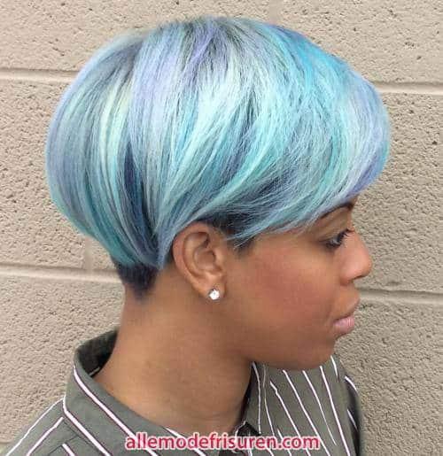 kurze haare farben verpassen fuer diesen sommer 10 - Kurze Haare Farben Verpassen Für Diesen Sommer