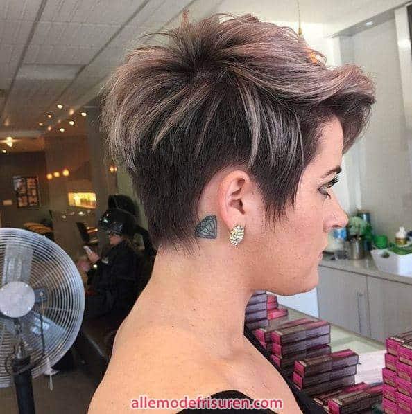 kurze haare farben verpassen fuer diesen sommer 11 - Kurze Haare Farben Verpassen Für Diesen Sommer