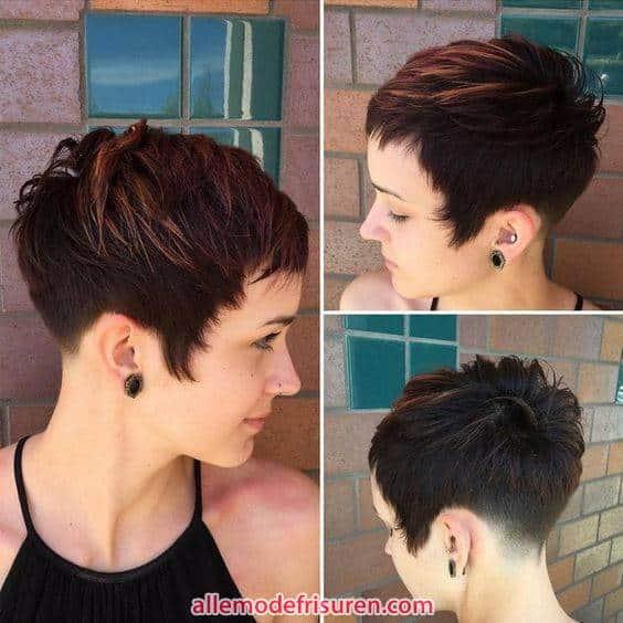 kurze haare farben verpassen fuer diesen sommer 13 - Kurze Haare Farben Verpassen Für Diesen Sommer