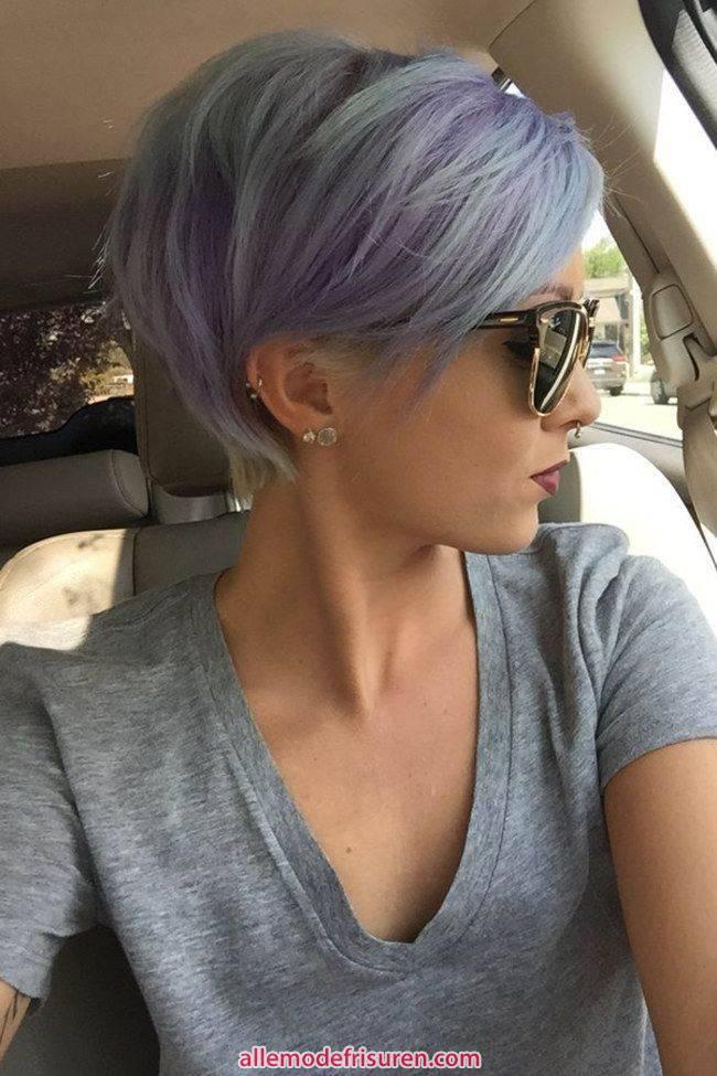 kurze haare farben verpassen fuer diesen sommer 4 - Kurze Haare Farben Verpassen Für Diesen Sommer