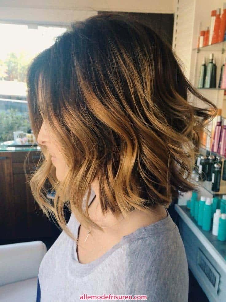 kurze haare farben verpassen fuer diesen sommer 5 - Kurze Haare Farben Verpassen Für Diesen Sommer