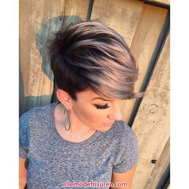 kurze haare farben verpassen fuer diesen sommer 6 - Kurze Haare Farben Verpassen Für Diesen Sommer