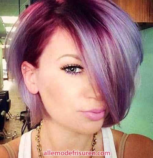 kurze haare farben verpassen fuer diesen sommer 9 - Kurze Haare Farben Verpassen Für Diesen Sommer