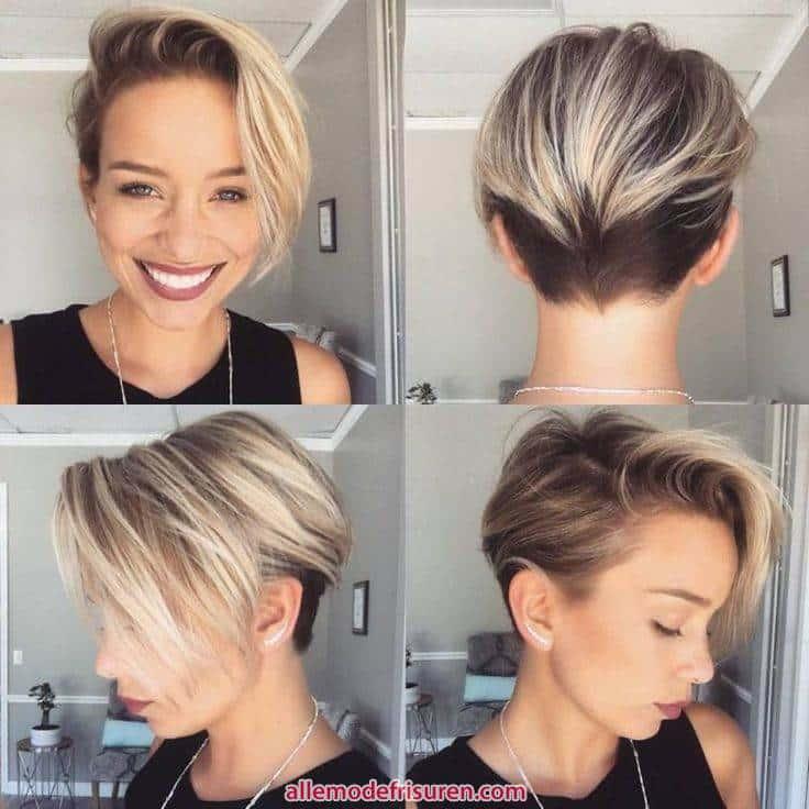 Verschiedene Neue Frisuren Für Frauen Die Sie Liebten Die Meisten
