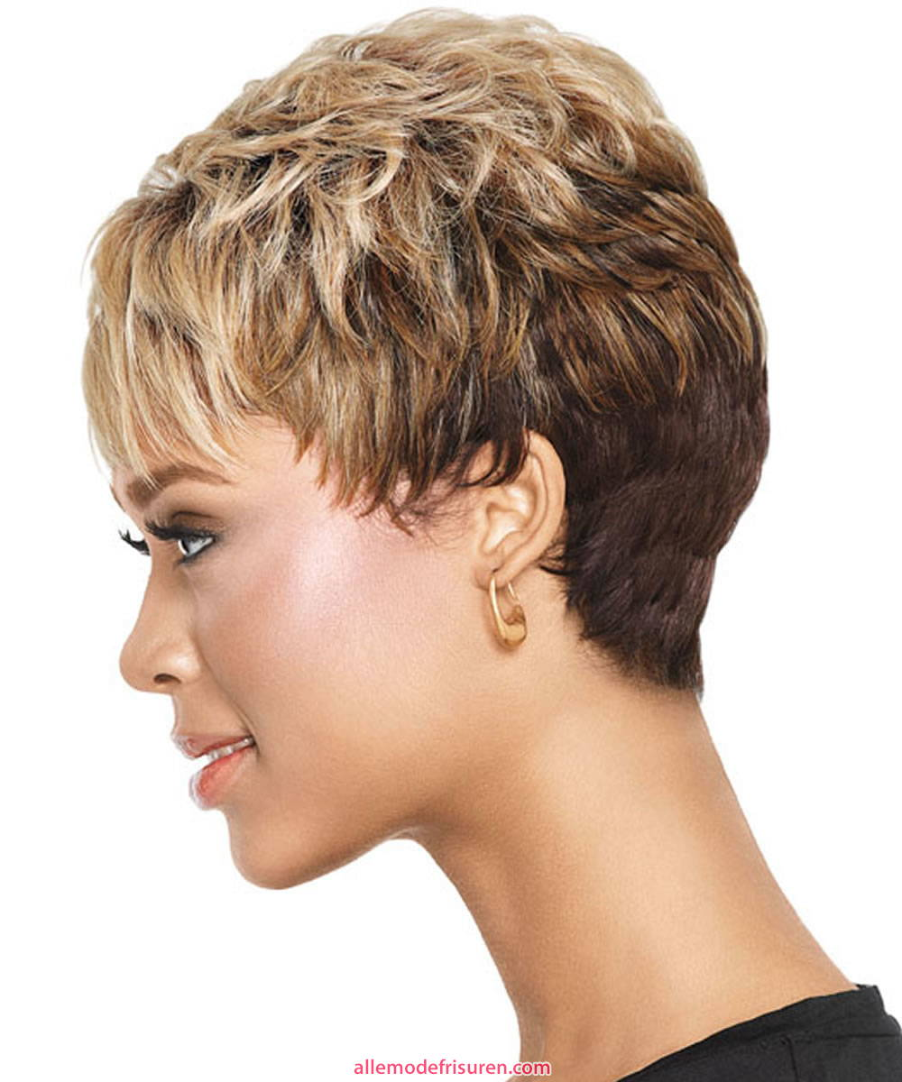 einige der schoensten und trending kurze haare farben 8 - Einige der schönsten und trending Kurze Haare Farben