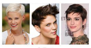sexy kurze wellige haarschnitte frisuren fuer damen 12