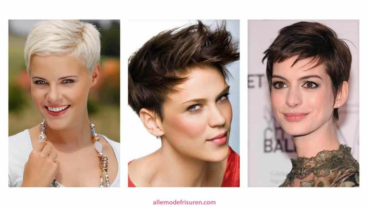 sexy kurze wellige haarschnitte frisuren fuer damen 12 - Sexy Kurze wellige Haarschnitte & Frisuren für Damen