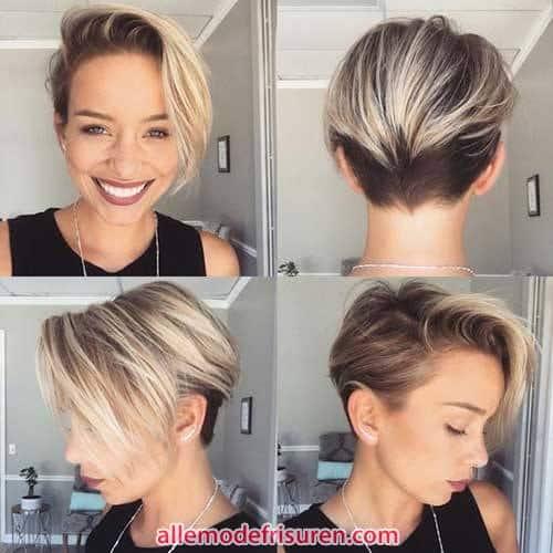 3 grosse pixie haarschnitte fuer kurzes haar 6 - 3 große Pixie Haarschnitte für kurzes Haar
