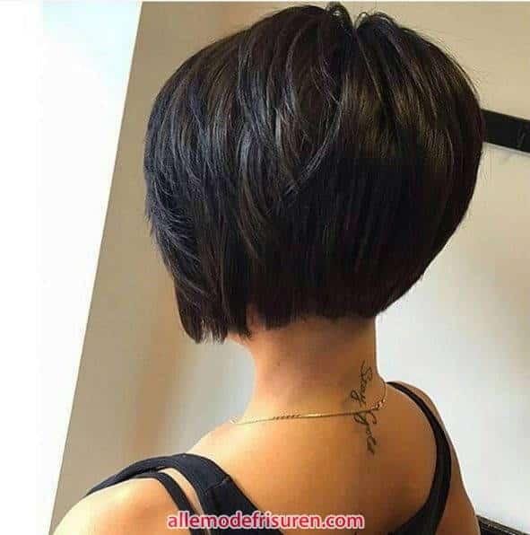 3 neue kurze bob frisuren fuer die moderne frau 2 - 3 neue Kurze Bob Frisuren für die moderne Frau