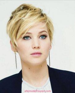 Jennifer Lawrence Pixie Frisur